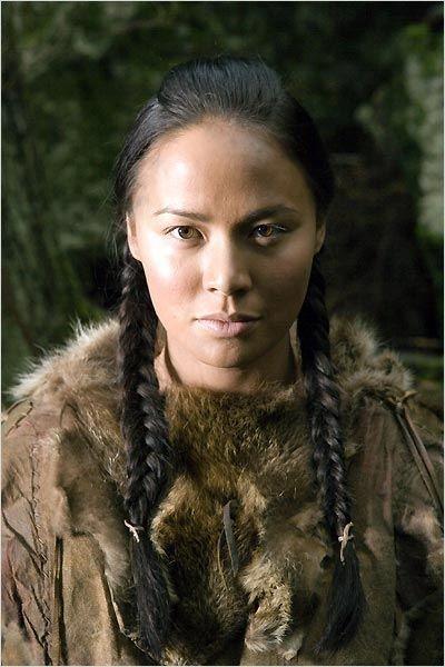 Rencontre femme amerindienne